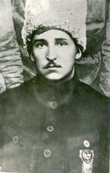 Азин, 1919 г.